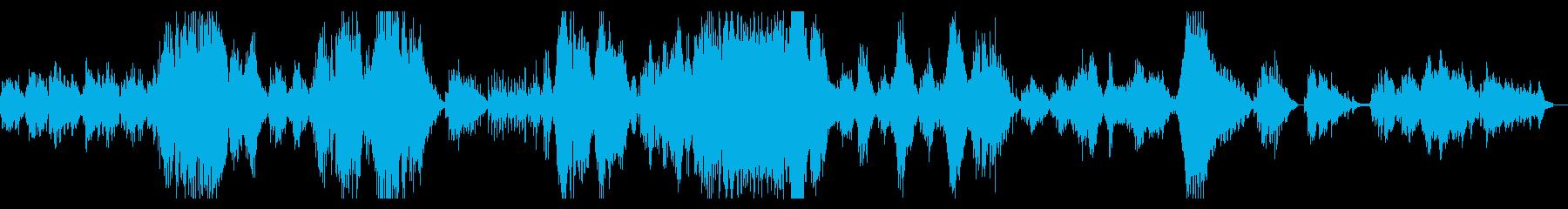 Jeux d'eau / Ravel の再生済みの波形