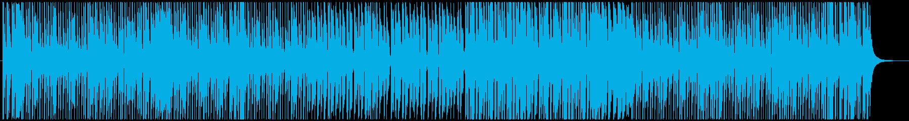 ウキウキ・ワクワク・楽しい・元気・可愛いの再生済みの波形