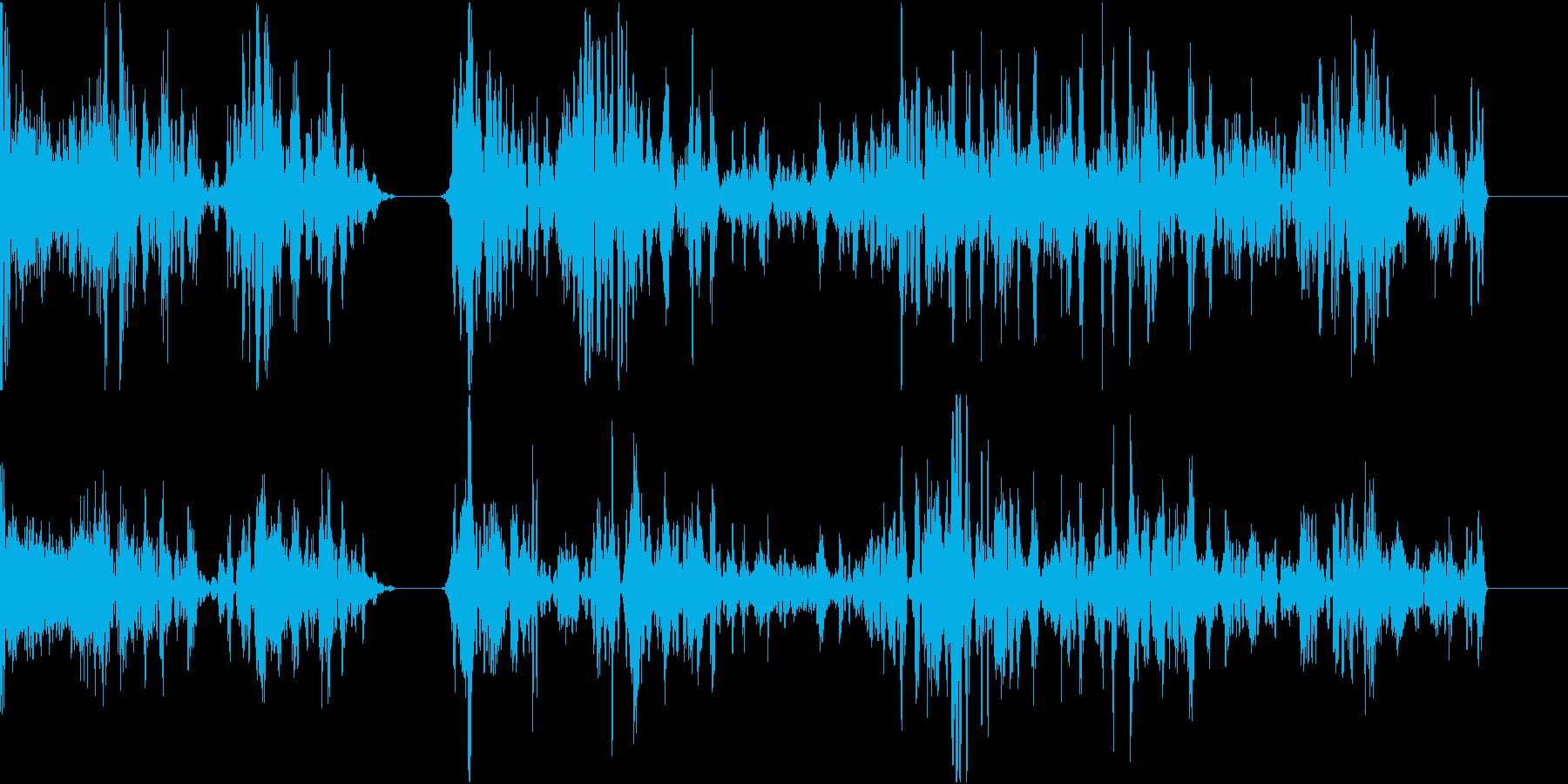 TVFX POPなザッピング音 3の再生済みの波形
