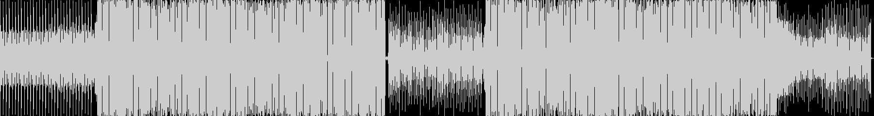 アップテンポなテクノ【Loop仕様】の未再生の波形