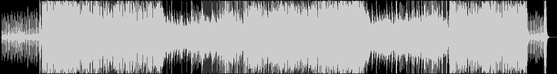【生演奏】疾走感のあるピアノインストの未再生の波形