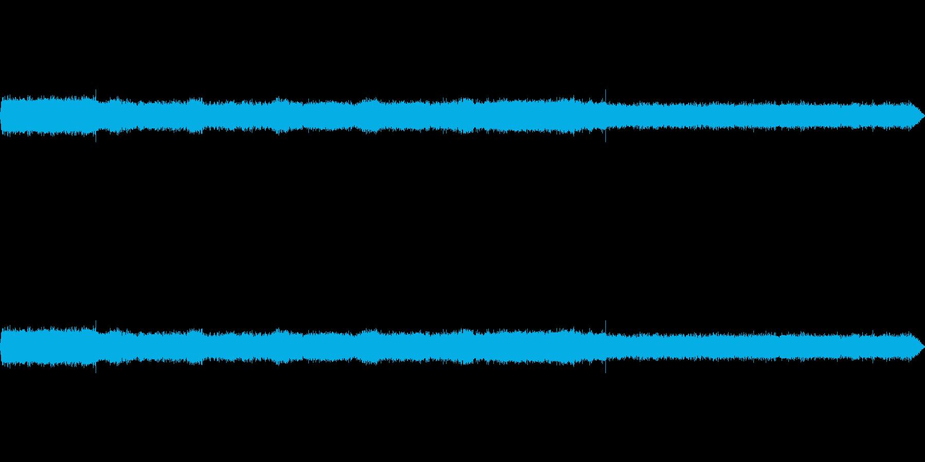 【環境音】秋の夜長 虫の声~リリリン の再生済みの波形
