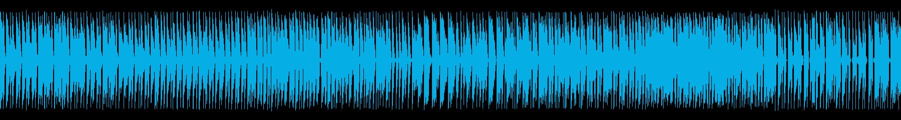 BGM014-05 ファミコンサウンド…の再生済みの波形
