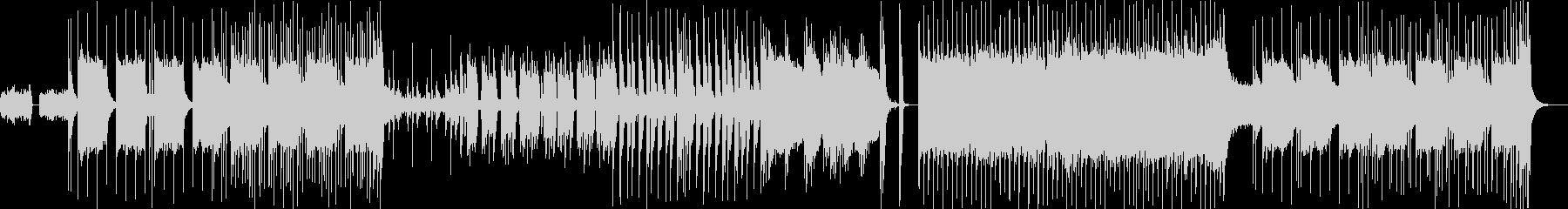 ヘヴィーレゲエロックの未再生の波形