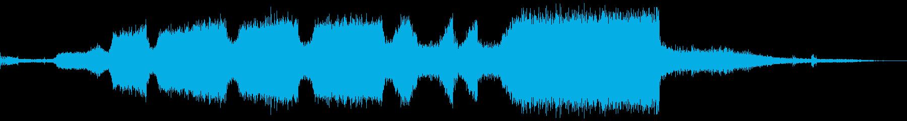 アウディA4マニュアルトランスミ...の再生済みの波形