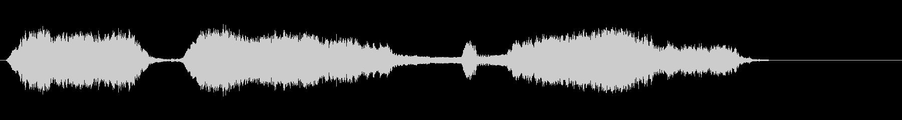 1880年代のジュピター119:ス...の未再生の波形
