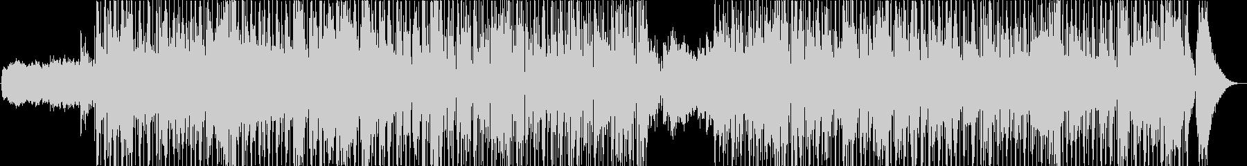 アメイジンググレースをR&Bにアレンジ。の未再生の波形