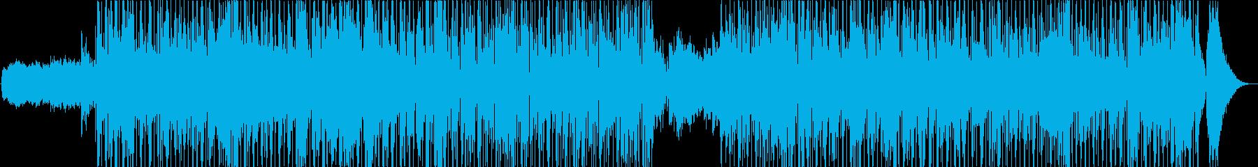 アメイジンググレースをR&Bにアレンジ。の再生済みの波形