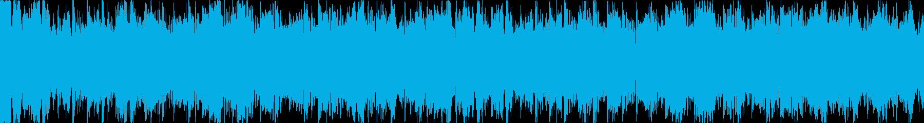 【ループC】パワフルで高揚感ピアノEDMの再生済みの波形