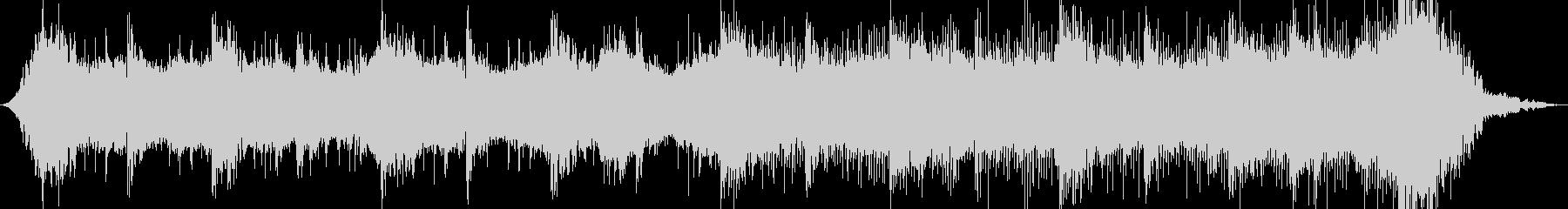 エレクトロ 交響曲 実験的な ドラ...の未再生の波形