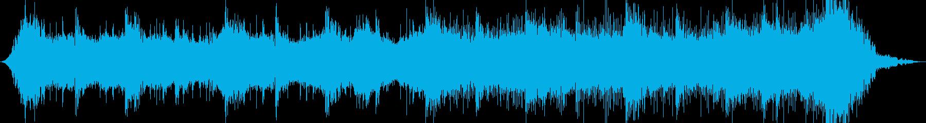 エレクトロ 交響曲 実験的な ドラ...の再生済みの波形