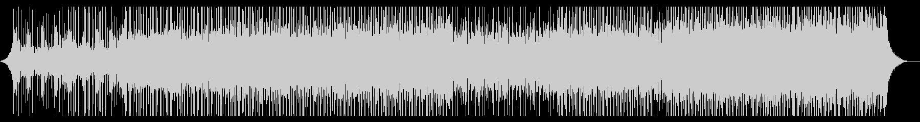 チュートリアルの未再生の波形