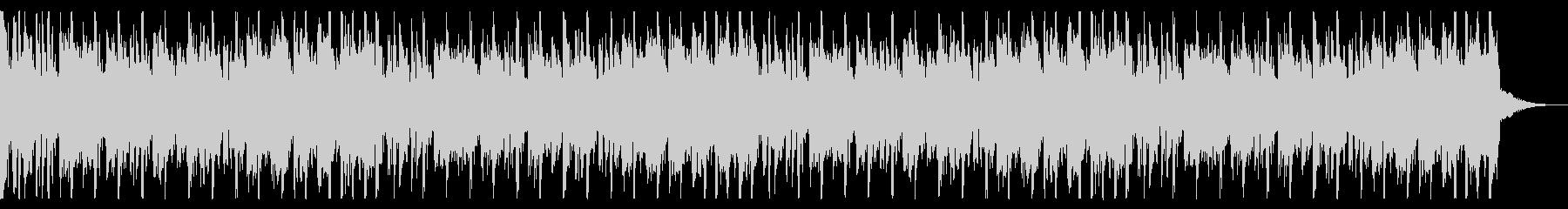近未来的サイバーBGM_No622_5の未再生の波形
