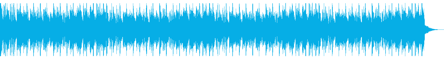 近未来的サイバーBGM_No622_5の再生済みの波形