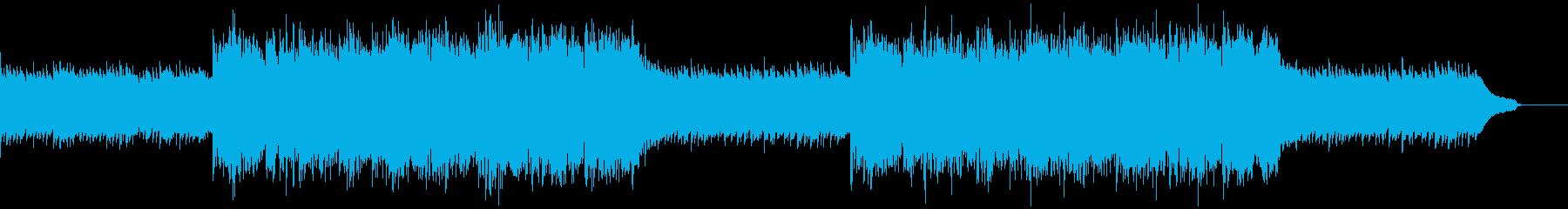 企業VP映像、164オーケストラ、希望Lの再生済みの波形