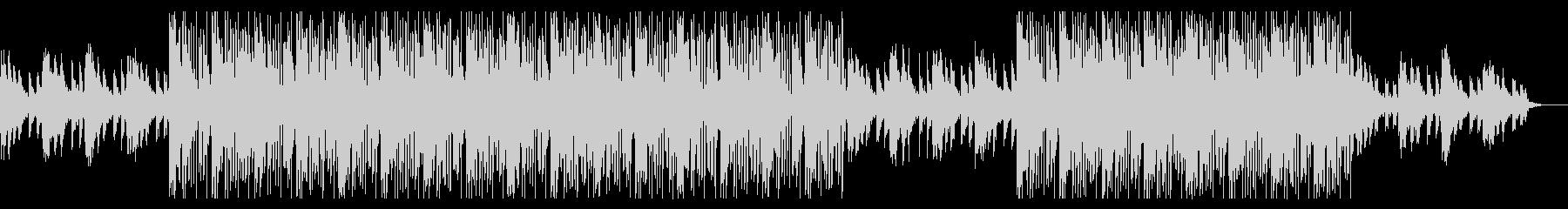 K-POP/感動的/浮遊感/ダンスポップの未再生の波形