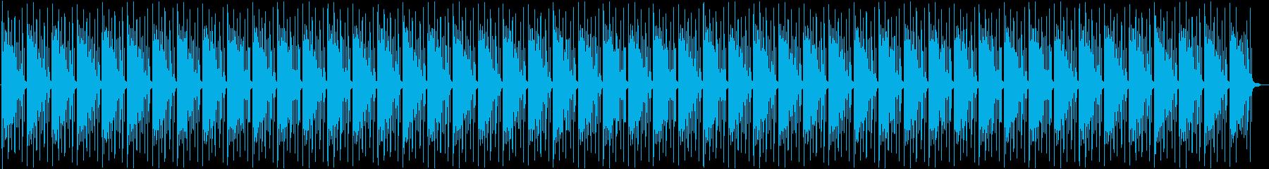 ロングVer. 妄想・回想・不思議な感じの再生済みの波形