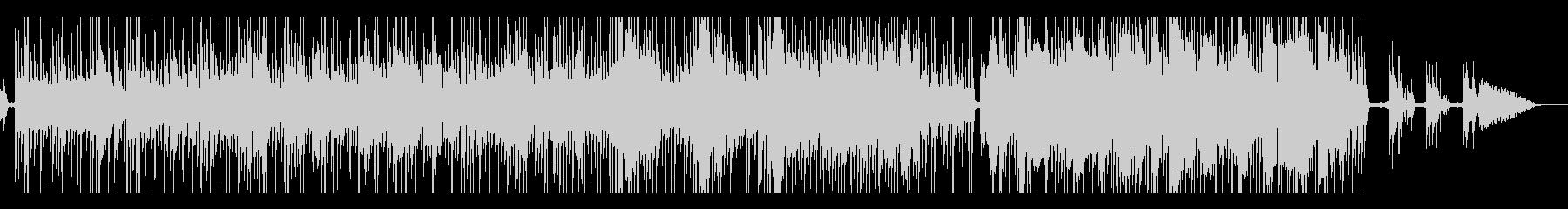 ワルツの曲に可愛い女性vocalの未再生の波形