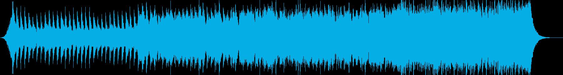 Hollywood Orchestra 4の再生済みの波形