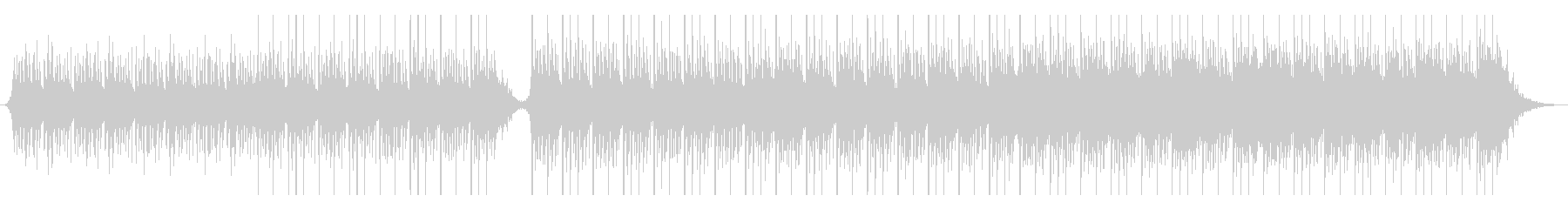 ラマダンバイラムの未再生の波形