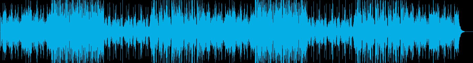 アンビエント感の幻想的な曲です。の再生済みの波形