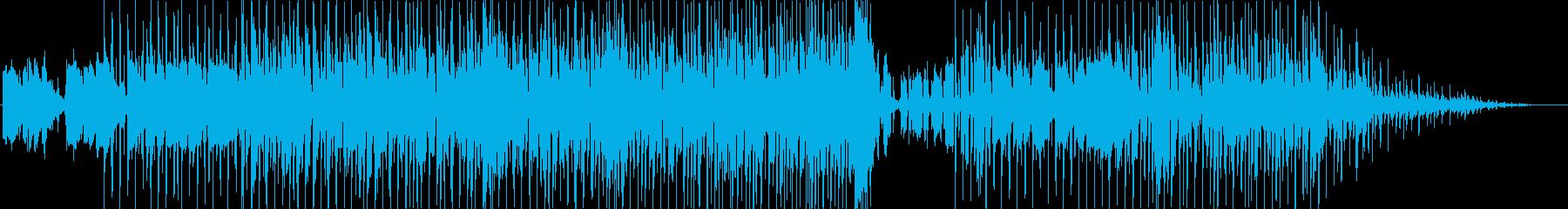 魅力的なイントロの後の歌の種類はキ...の再生済みの波形
