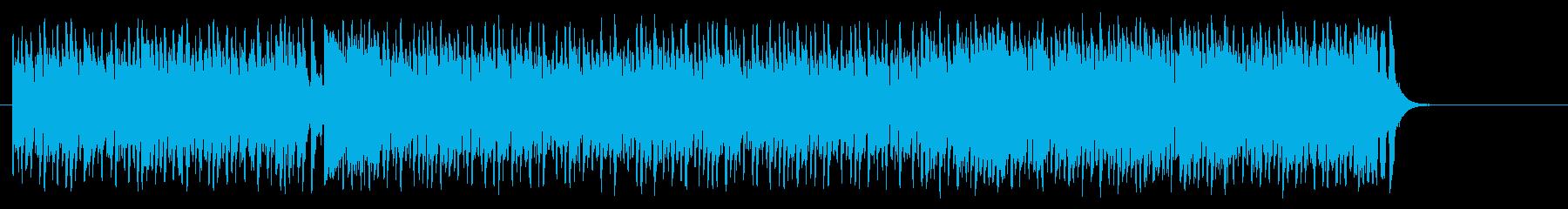 夢へと駆け出すポップ(イントロ~A~…)の再生済みの波形