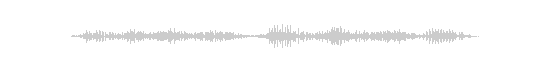 【干支】ウシ年の未再生の波形