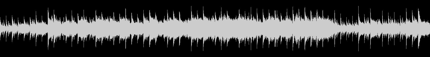 幻想的でもの悲しげな曲 (ループ仕様)の未再生の波形