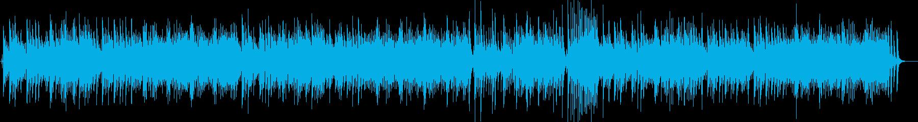 和風JAZZピアノトリオ お正月 冬の再生済みの波形