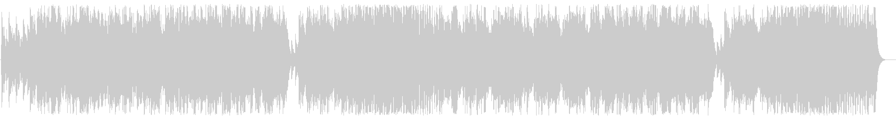 """Toast song (from the opera """"Tsubaki"""")'s unreproduced waveform"""