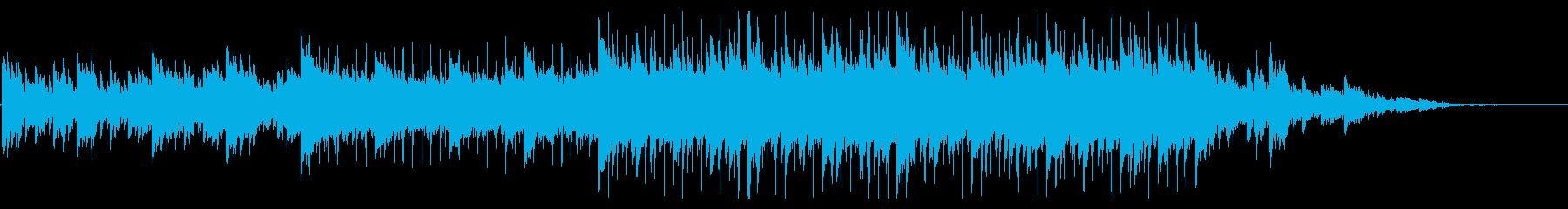 bgm40の再生済みの波形