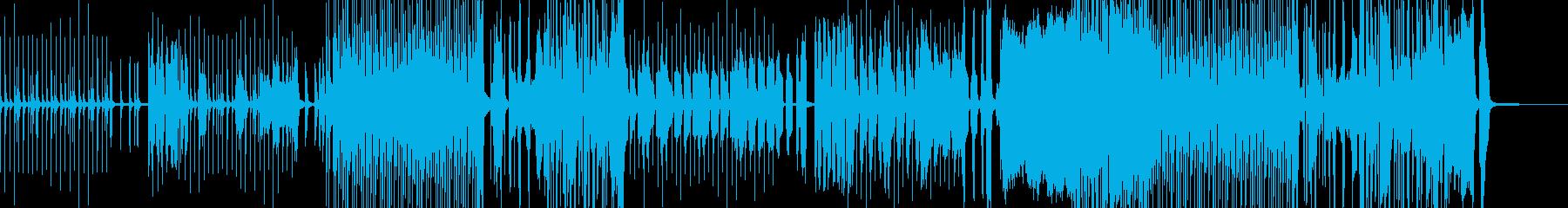 小動物をテーマとしたコミカルポップス ★の再生済みの波形