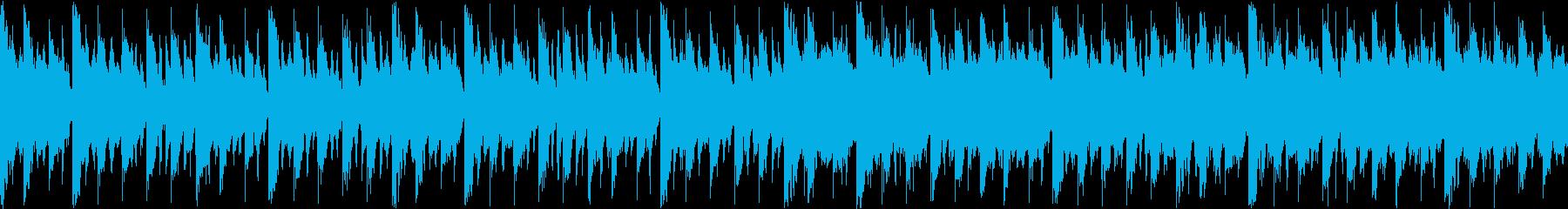 いえ 楽しげ 電子打楽器 Voic...の再生済みの波形