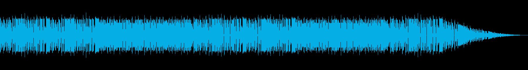ゲームの世界でジングルベル(8bit)の再生済みの波形