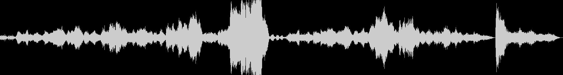 タイスの瞑想曲 マスネの未再生の波形
