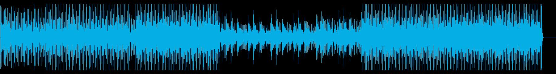 【メロ抜き】夏 トロピカル 明るい 軽快の再生済みの波形