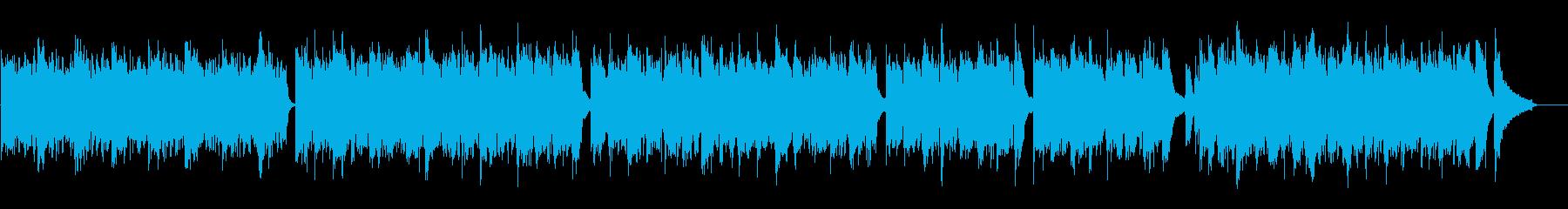 デジタル・未来・知的ピアノ:ピアノと低弦の再生済みの波形