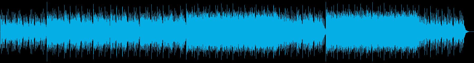 Impetusの再生済みの波形