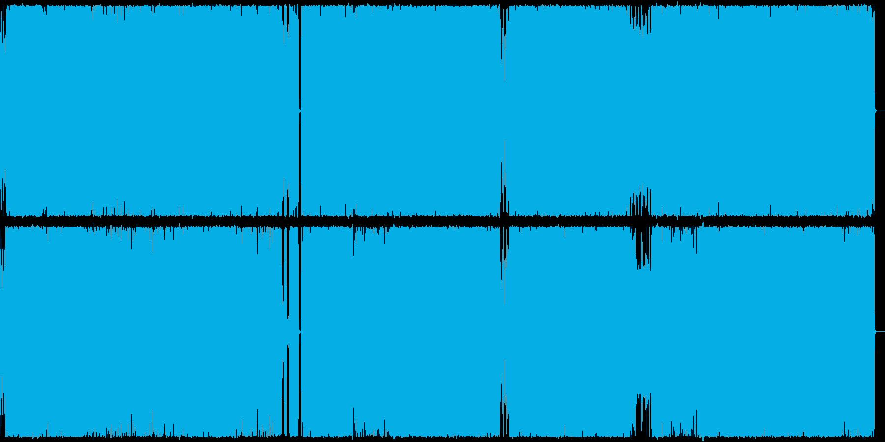 王道メタル2 往年のツーバスHR/HMの再生済みの波形