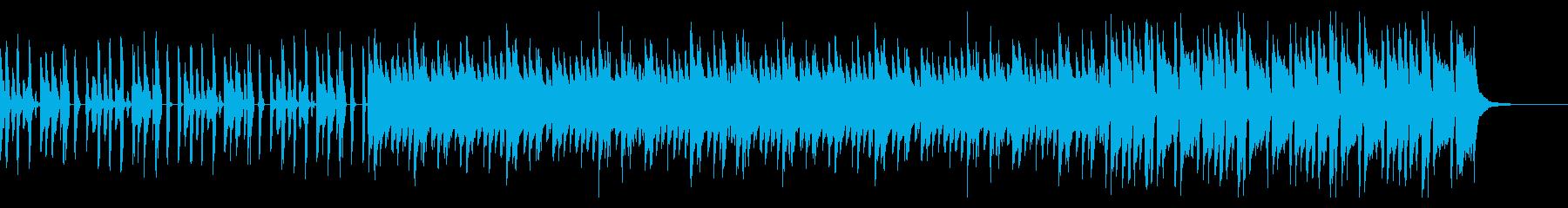 生演奏 ウクレレ ポップ 楽しいの再生済みの波形