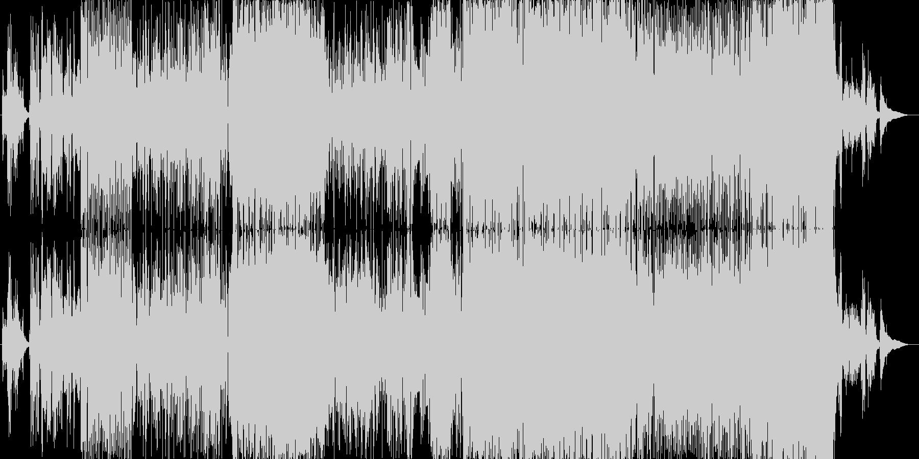 アポロの未再生の波形