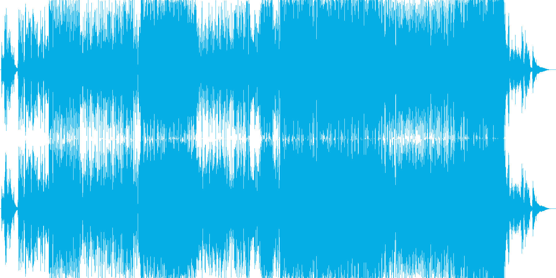 アポロの再生済みの波形