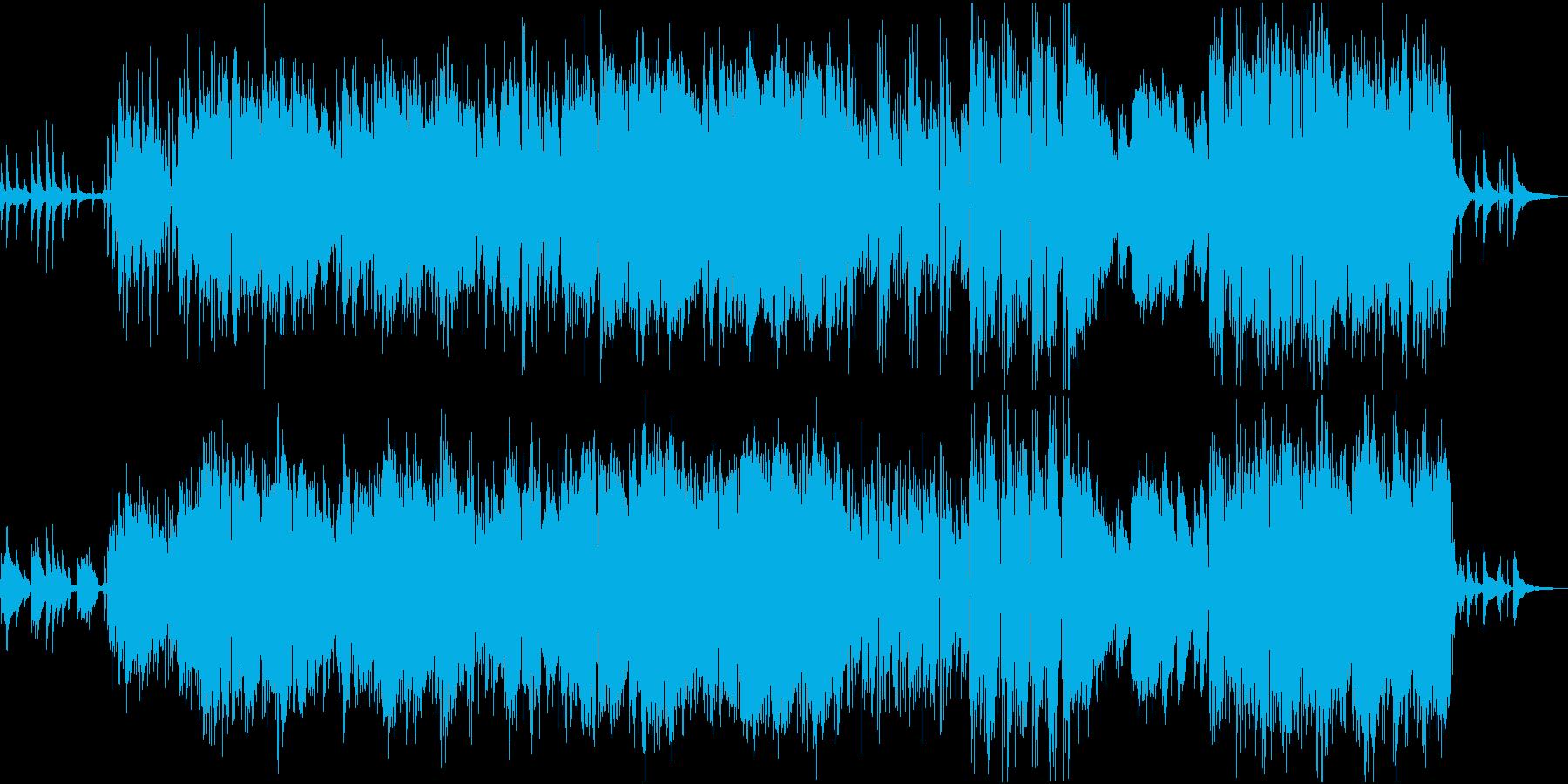 サックスの爽やか、切なめポップスの再生済みの波形