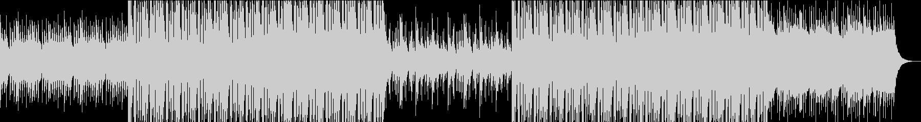 切ない和風のヒップホップ/琴/尺八の未再生の波形