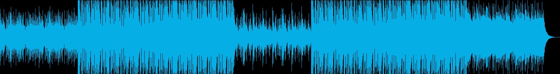 切ない和風のヒップホップ/琴/尺八の再生済みの波形