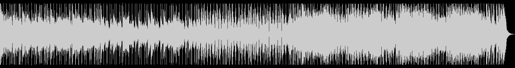 爽やか。日常。歌モノポップスのオケ。の未再生の波形