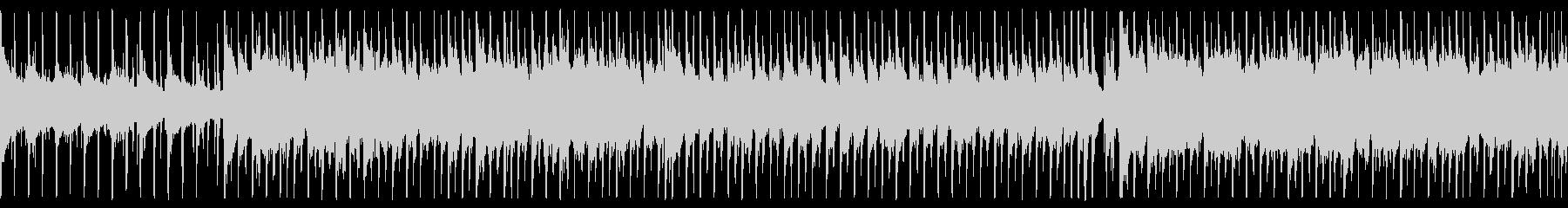 ループ済アコギがメインのカントリーPOPの未再生の波形