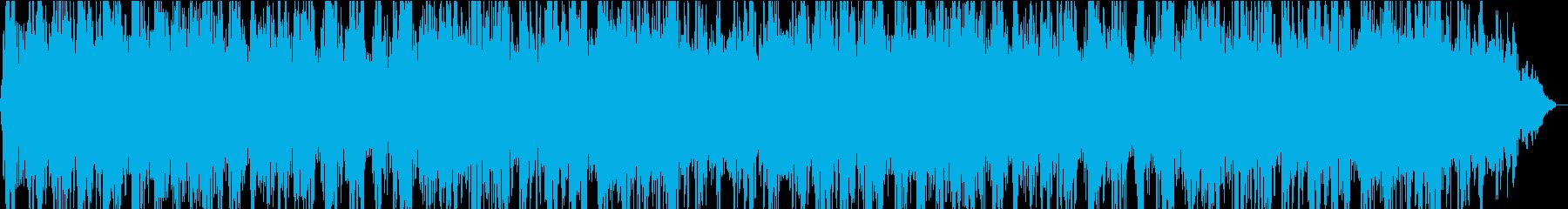 魔法詠唱中、もしくは召喚中の再生済みの波形