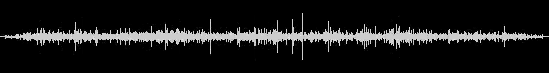 [ASMR]波打ち際の音_005の未再生の波形